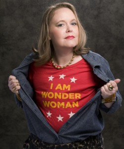 Wonder. Woman. Photo by Billy Kingsley for Kelly Gregory.