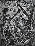 The Survivors Abraham Rattner (American, Poughkeepsie, New York 1893–1978 New York) Date: 1942 Medium: Oil on canvas
